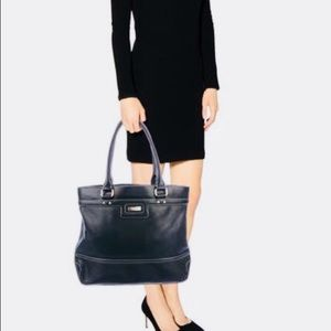 KATE SPADE Blakely Andover Pebble Leather Tote Bag